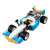 Đồ chơi xe đua công thức 1 Lego Creator - 31072 (109 chi tiết)