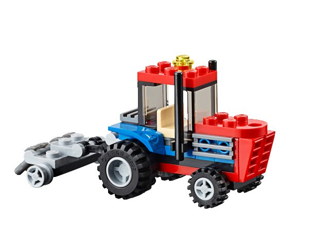 Đồ chơi Xe Máy Cày LEGO 30284