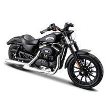 Đồ chơi xe mô hình mô tô Harley Davidson tỉ lệ 1:18 2014 Sportster Iron-MT39360-14075