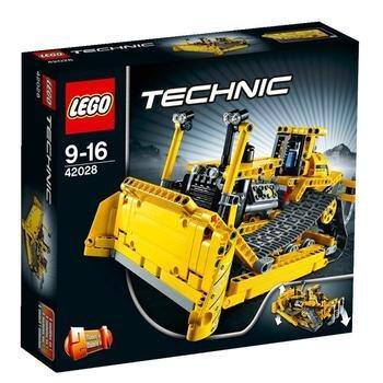 Đồ chơi Xe ủi Lego Technic 42028 - Trench Digger