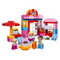Đồ chơi xếp hình Duplo Cafe Lego 10587