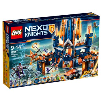 Đồ chơi xếp hình Lego 70357 - Lâu đài Knighton