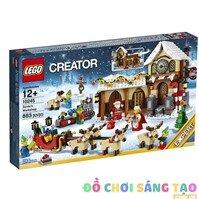 Đồ chơi xếp hình Lego Creator 10245 - Hội thảo của ông già Noel