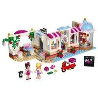 Đồ Chơi Xếp Hình - Quán Cà Phê Bánh Ngọt Heartlake Lego 41119