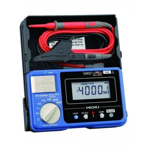 Đo điện trở cách điện Megomet Hioki IR4056-20