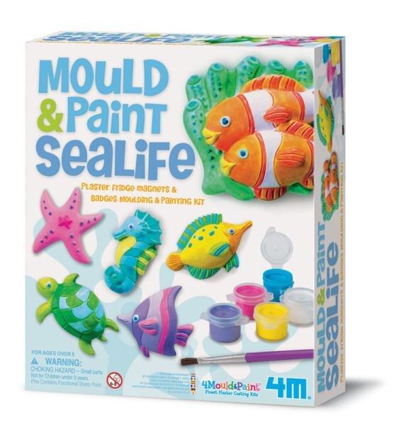 Đồ trang trí khuôn hình sinh vật biển