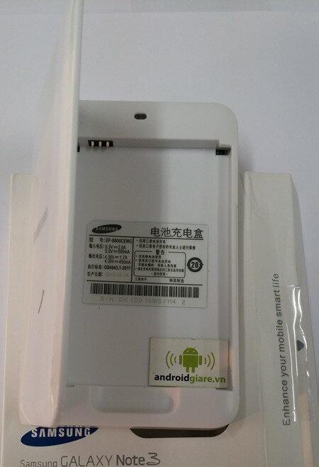 Dock sạc pin Note 3