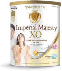 Sữa bột XO Majesty - hộp 800g (dành cho người bị suy nhược cơ thể)