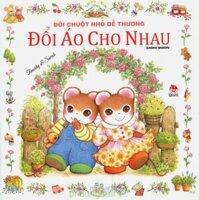 Đôi chuột nhỏ dễ thương - Đổi áo cho nhau - Basho Midori