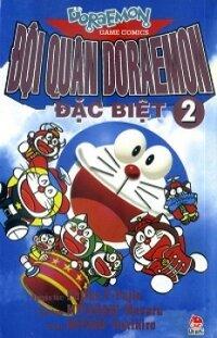 Đội Quân Doraemon Đặc Biệt (Tập 2)