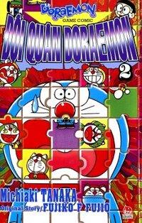 Đội Quân Doraemon (Tập 2)