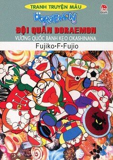 Đội quân Doraemon - Vương Quốc Bánh Kẹo Okashinana