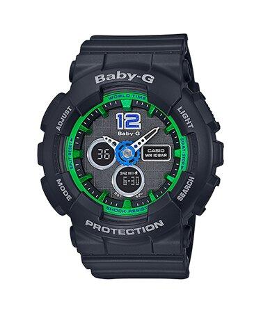Đồng hồ BABY-G BA-120-1BDR
