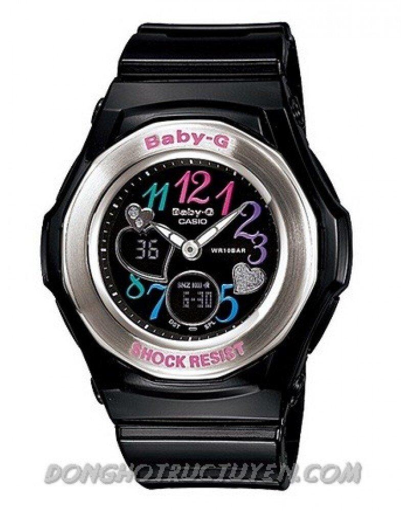 Đồng hồ Baby-G: BGA-101-1BDR - Màu 1B/ 7B/ 8B