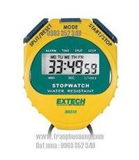 Đồng hồ bấm giây với lịch và báo thức Extech - 365510