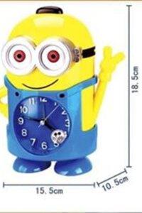 Đồng hồ báo thức Minion