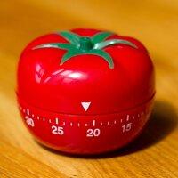 Đồng hồ cà chua Pomodoro