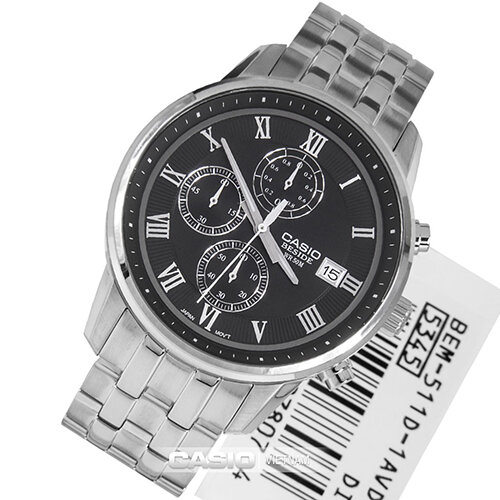 Đồng hồ Casio BEM-511D-1AVDF