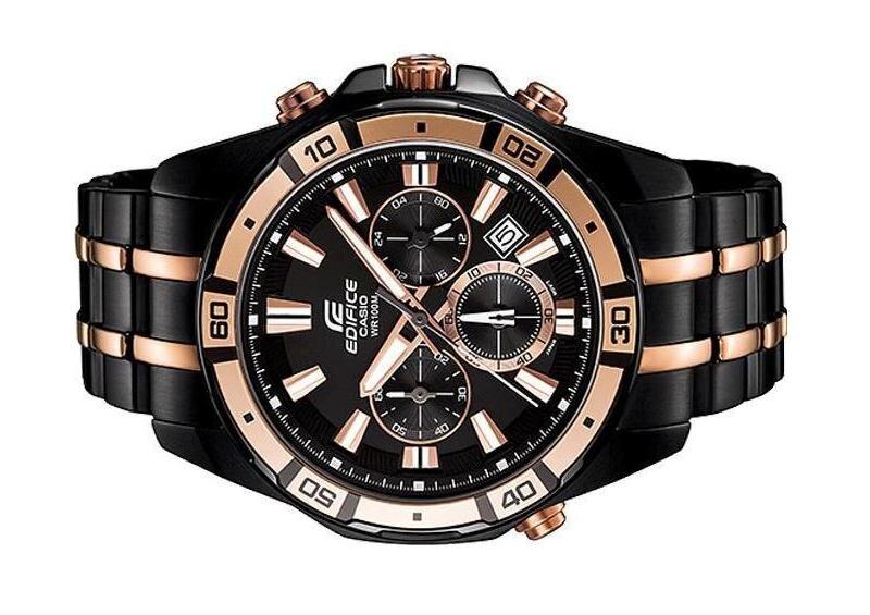 Đồng hồ Casio EFR-534BKG-1AV