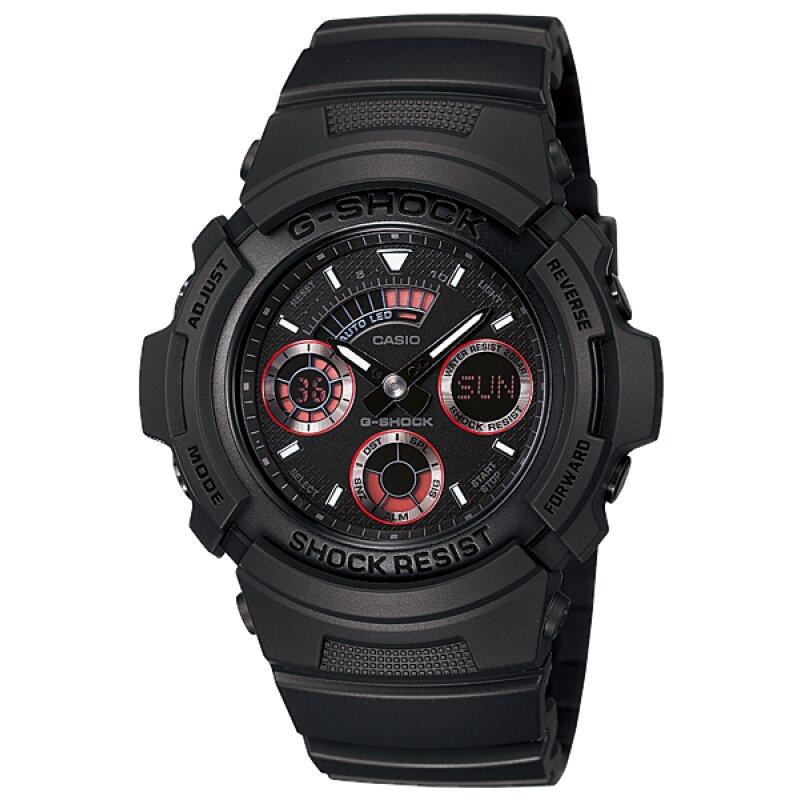 Đồng hồ Casio G-Shock chính hãng AW-591ML-1ADR