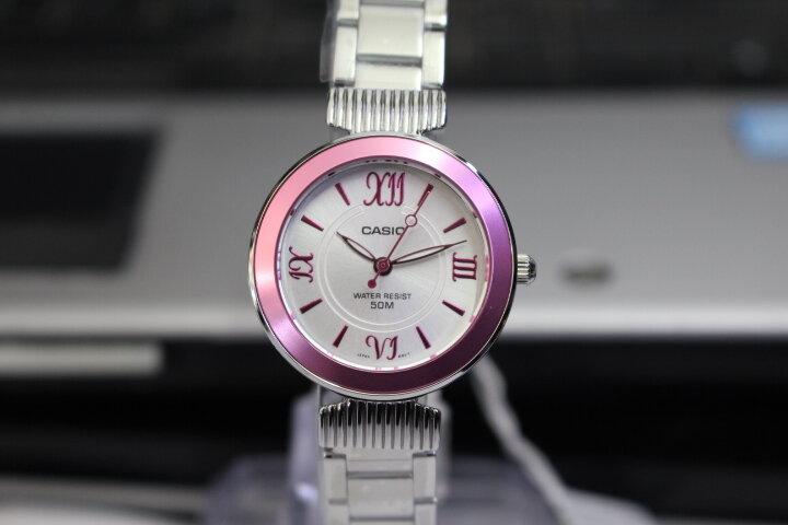 Đồng hồ Casio nữ LTP-E405D-4AVDF