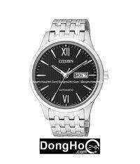 Đồng hồ Citizen nam Automatic NP4070 - màu 53A, 53E