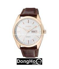 Đồng hồ Citizen nam Automatic NP4013-06A
