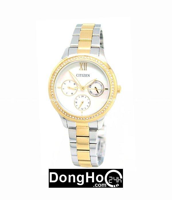 Đồng hồ Citizen nữ Quartz ED8154-52D