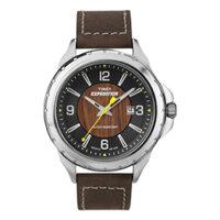 Đồng hồ dây da Men's Timex T49908