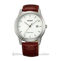 Đồng hồ dây da nam Orient FUNA0006W0