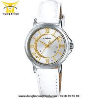 Đồng hồ dây da nữ Casio LTP-E121L