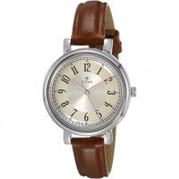 Đồng hồ dây da nữ Titan 2554SL01