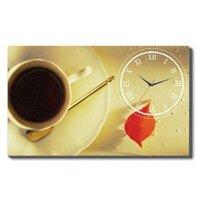 Đồng hồ để bàn tách cafe Dyvina B1525-3