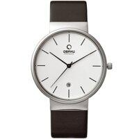 Đồng hồ đeo tay nam dây da Obaku V153GDCIRN