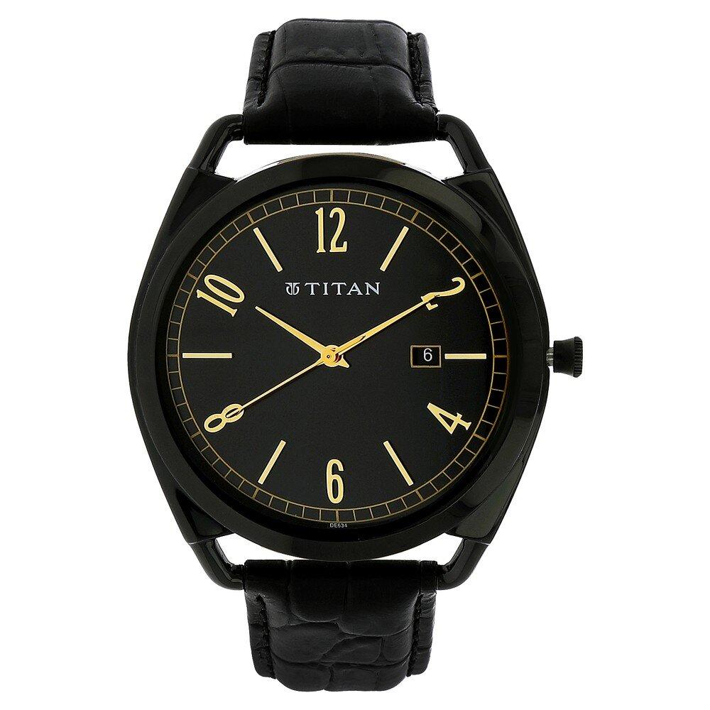 Đồng hồ đeo tay Nam Titan 1675NL01