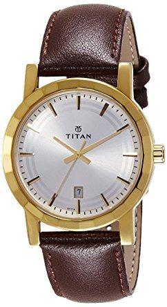 Đồng hồ đeo tay Nam Titan 1703YL01
