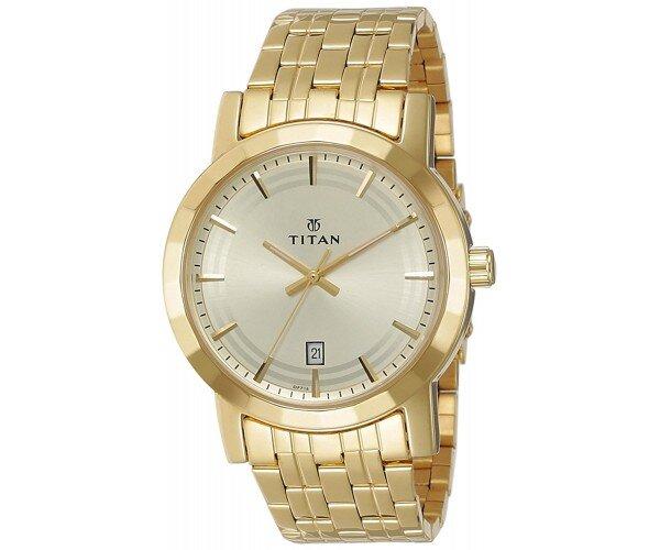 Đồng hồ đeo tay nam Titan 1703YM01