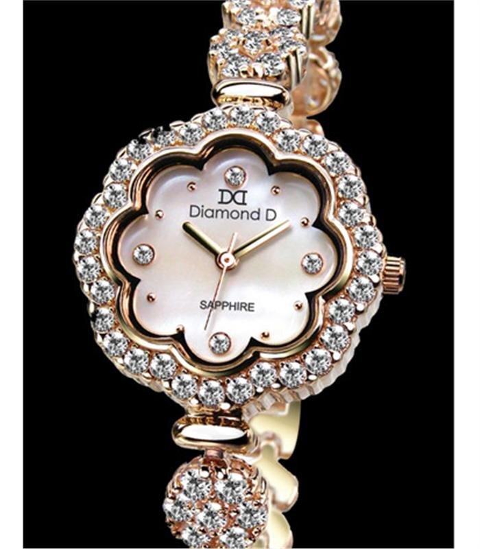 Đồng hồ Diamond D DM38165 dành cho Phái Đẹp