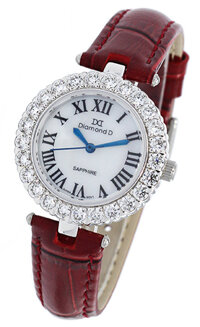 Đồng hồ Diamond D DM63055W