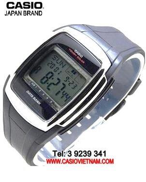 Đồng hồ điện tử Casio Databank DB-E30-1AVDF chính hãng Casio Japan