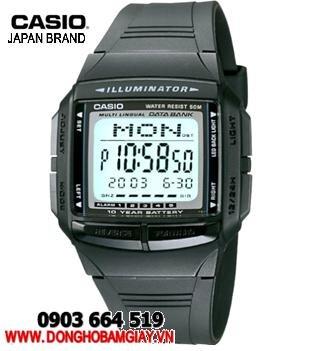 Đồng hồ điện tử đeo tay Casio DB-36-1AVDF chính hãng Casio Japan