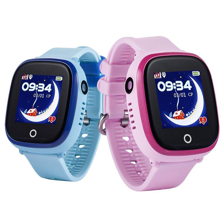 Đồng hồ định vị trẻ em GPS Wonlex GW400X (GW 400X)