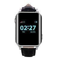 Đồng hồ định vị và đo nhịp tim cho người già Wonlex E200
