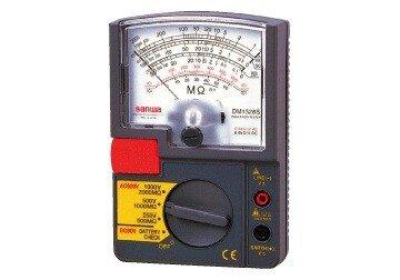 Đồng hồ đo điện trở cách điện Sanwa PDM5219S