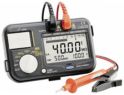 Đồng hồ đo điện trở cách điện Hioki 3453