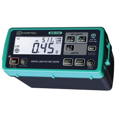 Đồng hồ đo điện trở đất Kyoritsu 4140