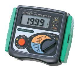 Đồng hồ đo điện trở đất Kyoritsu 4120A