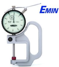 Đồng hồ đo độ dày vật liệu kiểu cơ INSIZE 2366-30