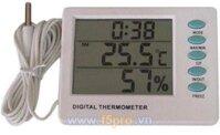 Đồng hồ đo nhiệt độ, độ ẩm M&MPro HMAMT109 (HMAMT-109)