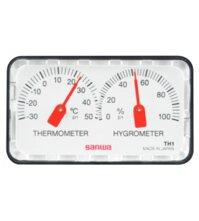 Đồng hồ đo nhiệt độ / độ ẩm Sanwa TH1